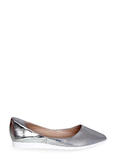 Nemesis Shoes Babet Gümüş
